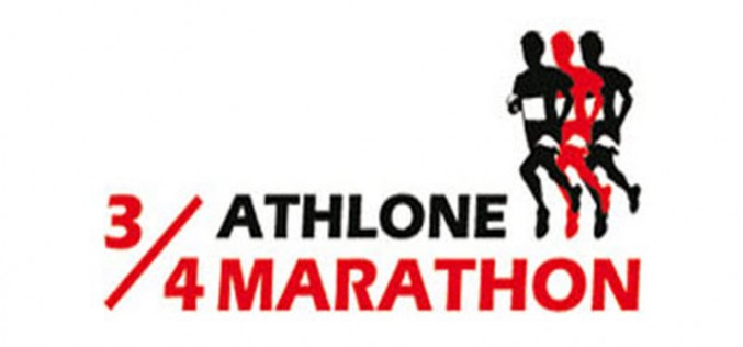 Seniors in action at the Athlone Three Quarter Marathon