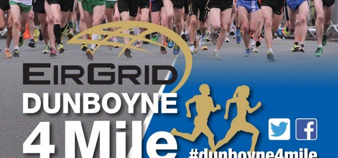 Eirgrid Dunboyne 4 Mile 2018 – This Sunday – March 25th
