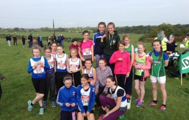 Juveniles at Meath XC Championships, Saint Andrews AC