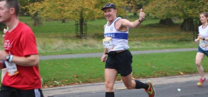 John O'Malley's Dublin City Marathon Report