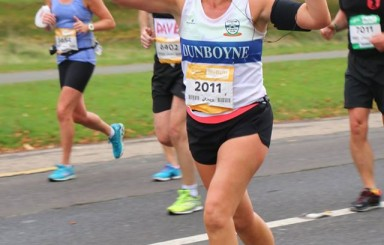 Seniors at Dublin City Marathon