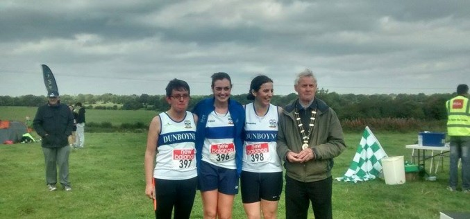 Meath Championship Novice, St Andrew's AC