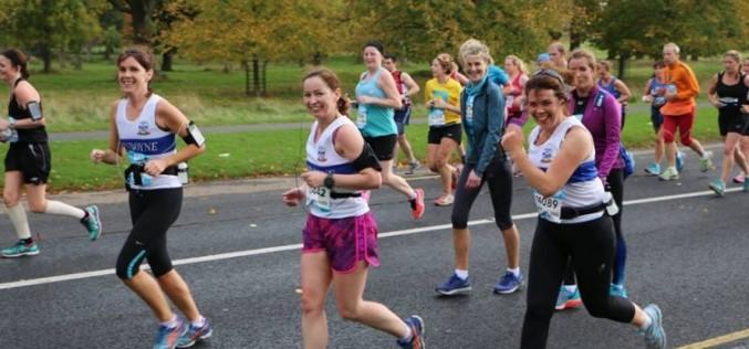 Ann Garrett's Dublin City Marathon Report