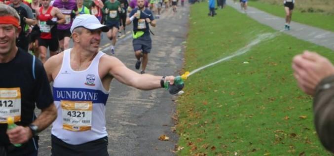 Seniors at Dublin City Marathon