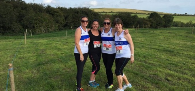 Fit4Life at Star of the Sea Cross Country