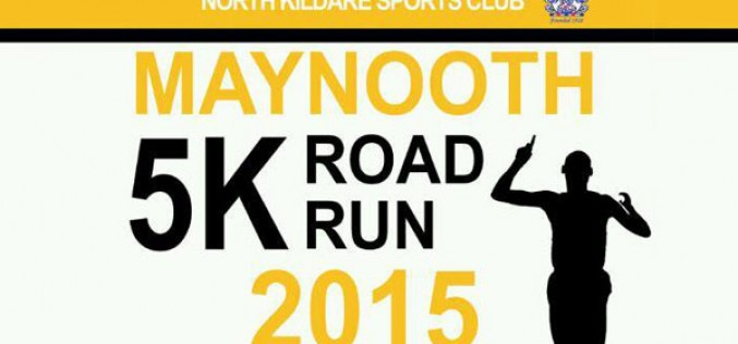Laura Buckley records a fine run at the Maynooth 5k