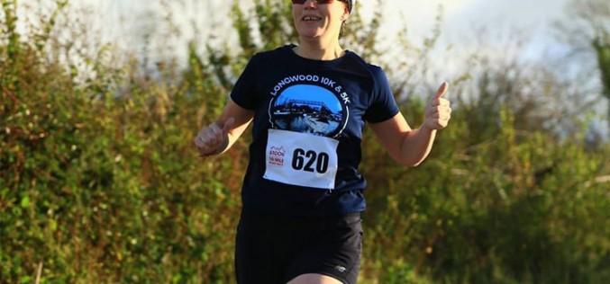 Annemarie Sheehan at Stook 10 Mile