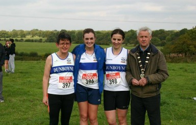 Seniors at Meath XC Championships, Saint Andrews AC