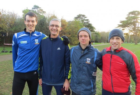 National Senior Inter Club Cross Country, Santry, Sunday 22nd November 2015