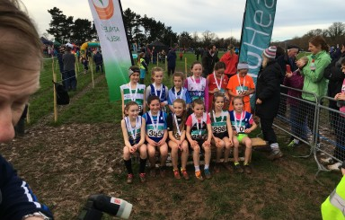 Glo Health All Ireland CC Championship, Un-Even Ages, 6/12/15