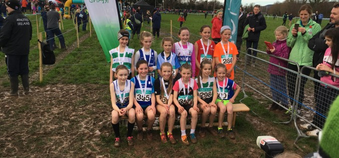 Dunboyne AC Youngsters Shine at the Nationals!