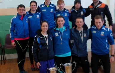 Dunboyne Wins Double at Meath Senior Cross Country 2015