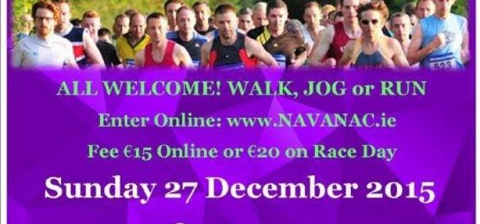 Robbie Byrne Memorial 5K, 27th December