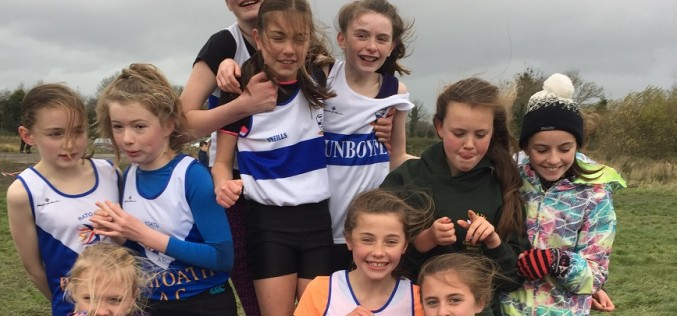 Medals galore at the Meath Juvenile XC Relays, 29/11/2015