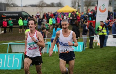 National XC Championship Dundalk Jan 2016
