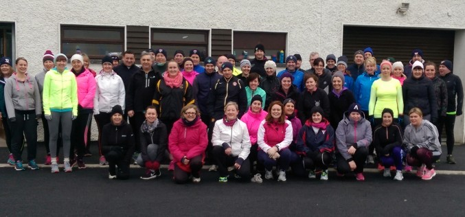 Couch25K off to a flying start – and it's not too late to join!