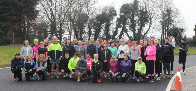 """""""Couch to 5K and beyond"""" 5K Challenge 11am Saturday 27th February"""