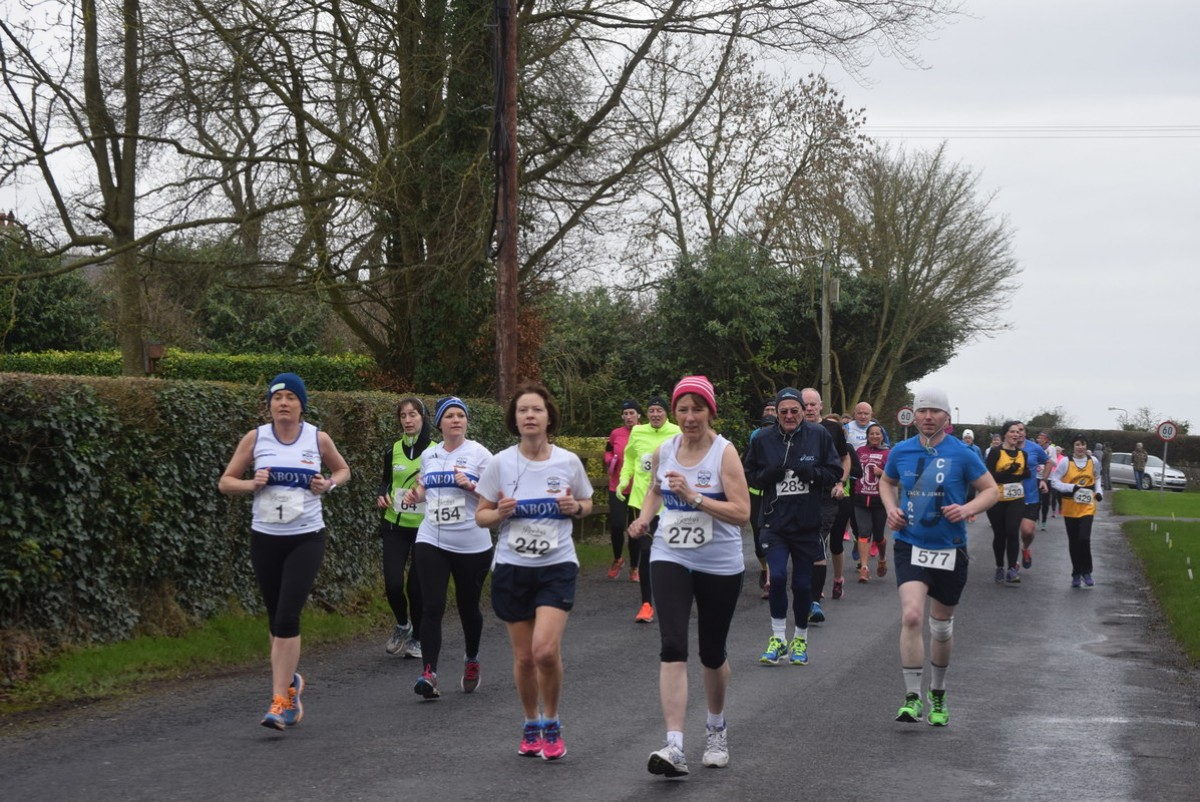 Fit for Life at Trim 10 mile Feb 2016