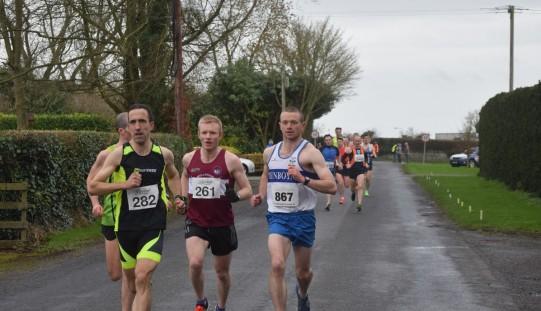 ***Seniors at Trim AC Bewley's 10 mile race, Sunday 7th February 2016***