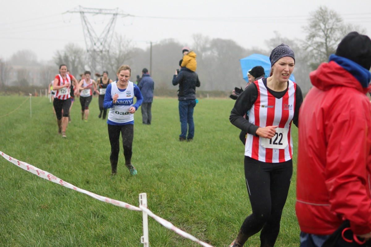 Women's meet & train Dunboyne cow park Sunday 21st February 2016