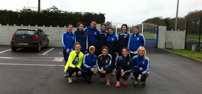 Fit4Life win GOLD at Raheny 5 mile, Sunday 31st January