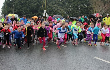 Juvenile Races, Dunboyne 4 Mile, 3rd April 2016