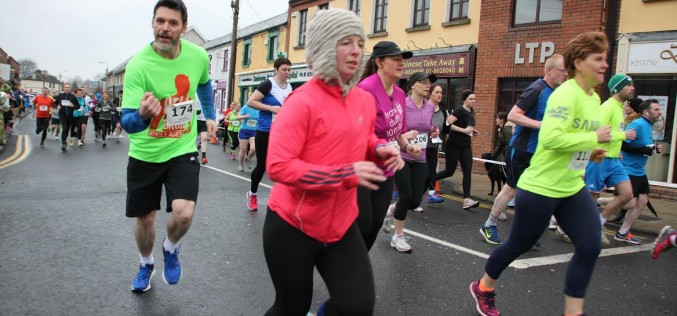 Race Report – Eirgrid Dunboyne 4 Mile Road Race, Sunday 3rd April 2016