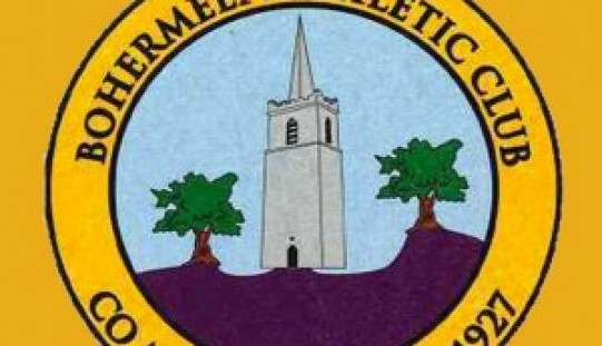 Notice: Meath Road Relays in Bohermeen next Tuesday