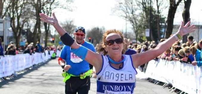 Angela Egan's Greater Manchester Marathon Report, Sunday 10th April – The experience of a novice marathon runner.