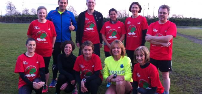 Fit4Life at Great Ireland Run 10K, Phoenix Park, Sunday 10th April 2016.