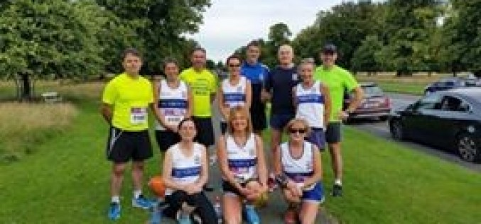 ***Record Fit4Life turnout at Frank Duffy 10 Miler, Phoenix Park, Saturday 22nd August 2015***