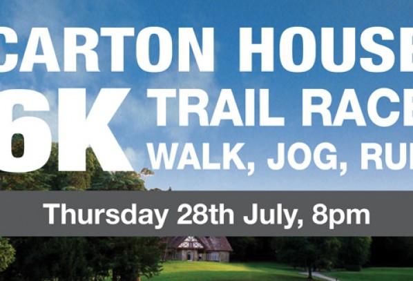 Carton House 6K Trail Registration