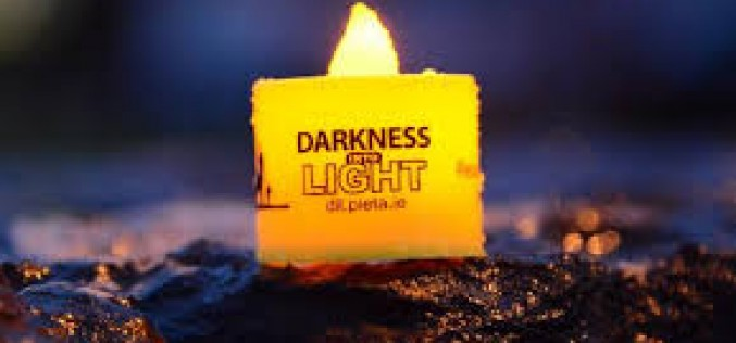 Darkness into Light, 4.15am, Friday early hours of Saturday 7th May