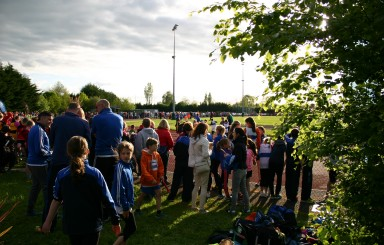 Meath Championship Relays, Part 2, 18th May 2016