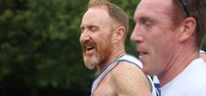 ***Seniors in action at the Frank Duffy 10 Mile, Saturday 22nd August 2015***