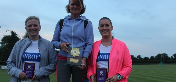 Kilbride in action… 5k and 10k road race, Tuesday 21st June 2016