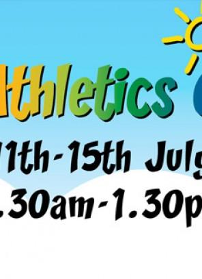 Fun Athletics Camp