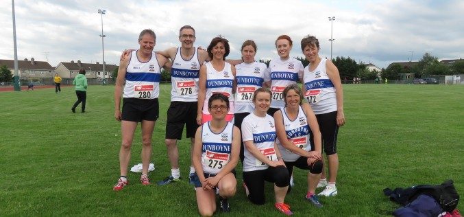 Meath Junior, Senior and Masters T&F Championships, Navan, 22nd June 2016