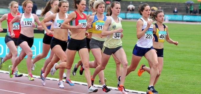 Double Delight for Dunboyne AC at National Senior Track and Field Championships