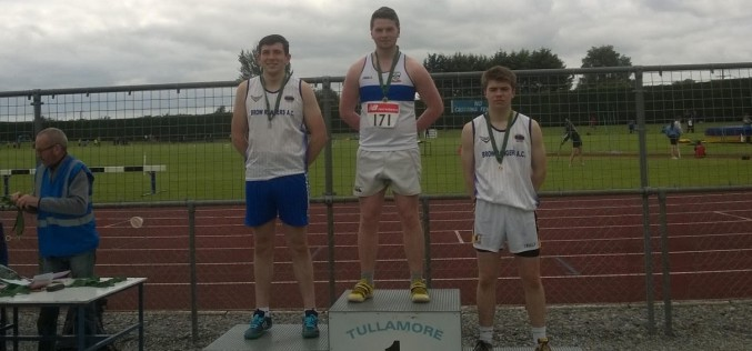 Under 14 to 19 Leinster Track and Field Championship