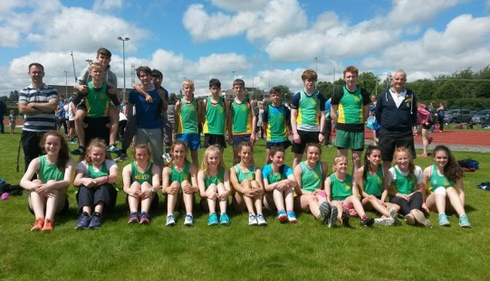 Inter County Track and Field Competition