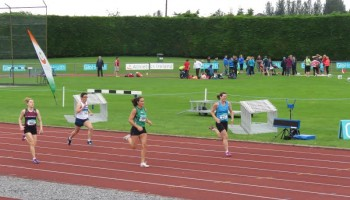 National Masters Track & Field Championships 2016, Tullamore