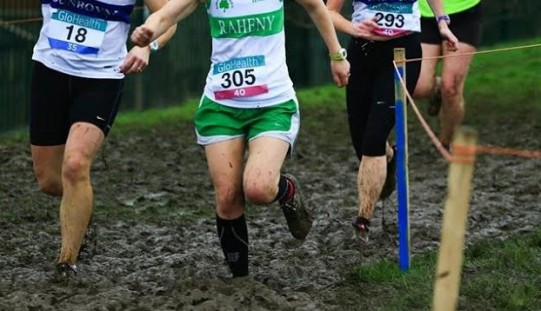 Juvenile & F4Y Cross Country Training Sat.Oct. 21st Hill of Tara Meeting @13:20