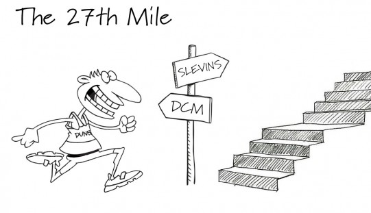 The 27th Mile!