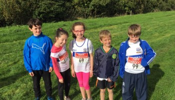 Juveniles at the Meath Cross Country Championship 2016, 2/10/2016