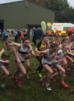 Meath Un-Even Ages Cross Country Championship, 9/10/2016
