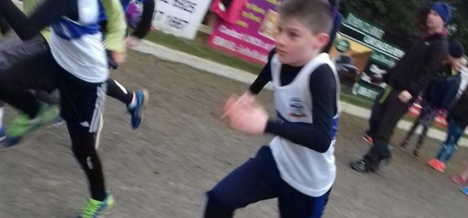 Dunboyne AC Juveniles at the Meath Mini-League Track & Field Meet