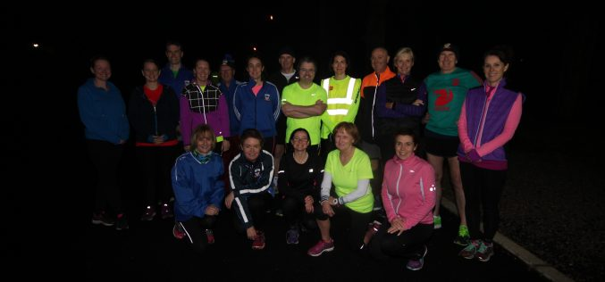 Fit for Life at the Raheny 5 Mile, 29th January 2017