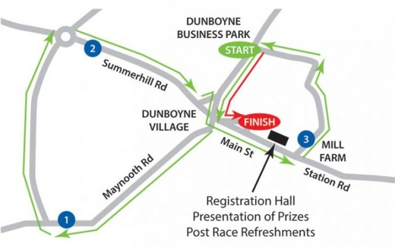 Dunboyne 4 Mile: Race Day Information