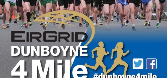 Race Report – Eirgrid Dunboyne 4 Mile Road Race, Sunday 26th March 2017